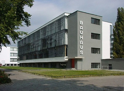 The Bauhaus: An introduction to Modernism