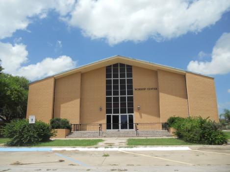 Former First Baptist Church