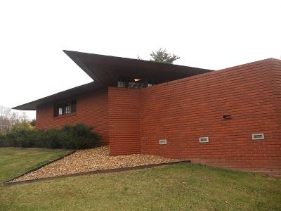Frank Lloyd Wright Kraus House
