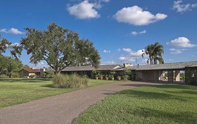 Lloyd M. Bentsen House