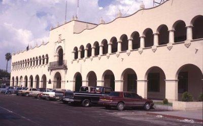 City Hall in Nuevo Laredo, Mexico