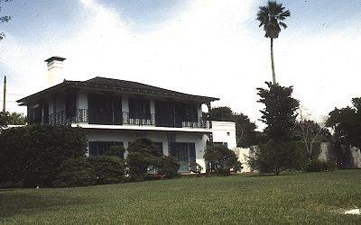 Salomé McAllen and William Scanlan House