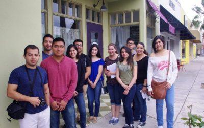 TSC Students Design & Build Modern Bird Blinds in Brownsville