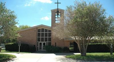 Weslaco-church