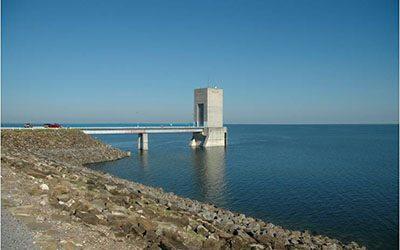 Falcón International Dam